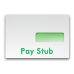 Return to Paystub portal
